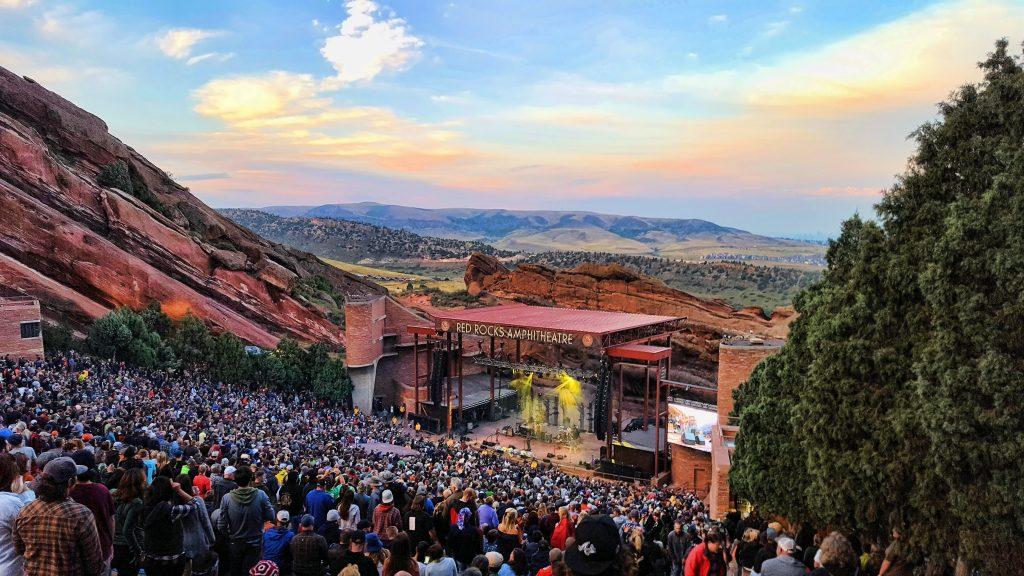 Transportation To Red Rocks Concerts